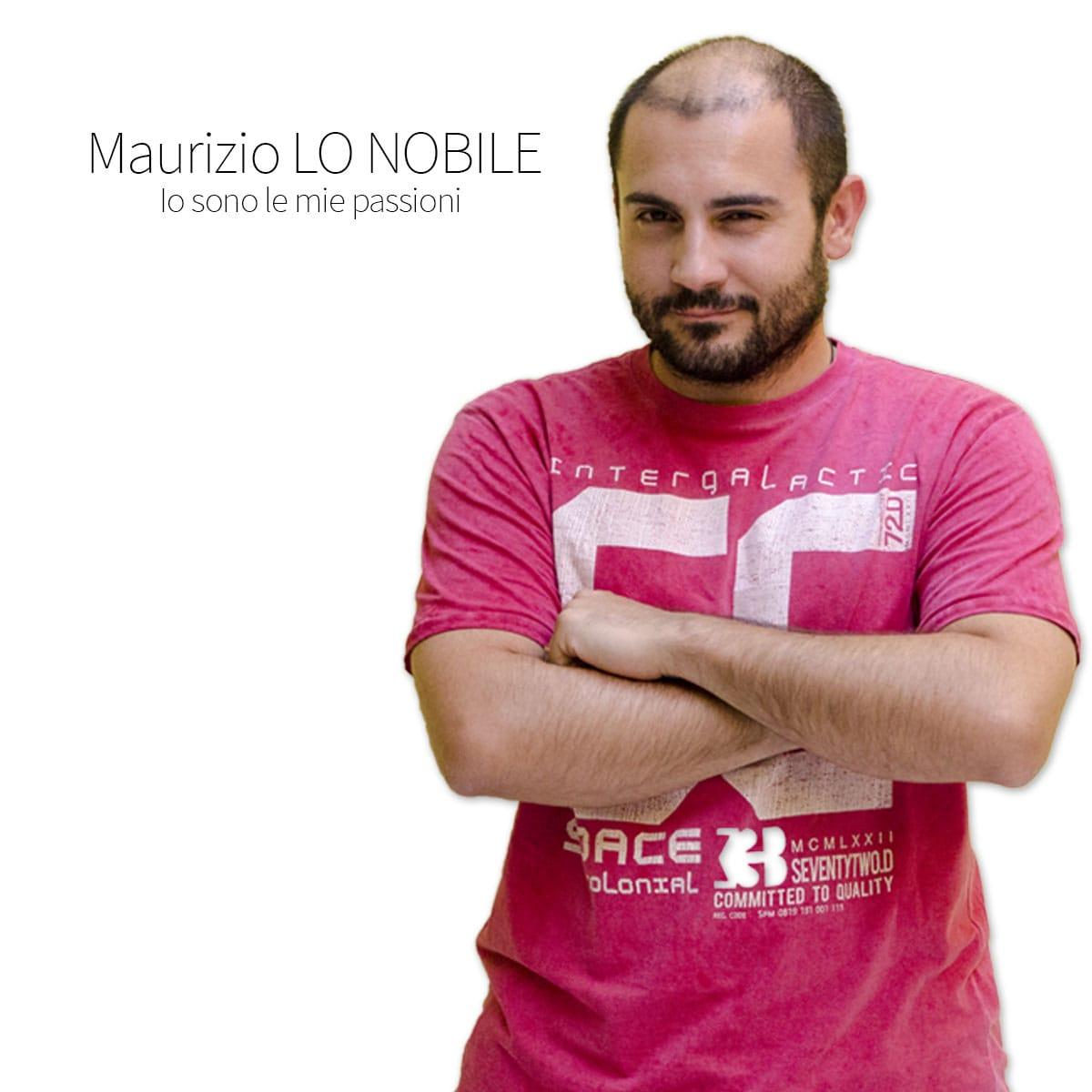 Ciao, sono Maurizio LO NOBILE
