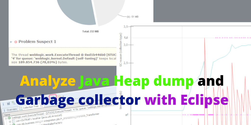 Analyze Java Heap Dump And Garbage Collector With Eclipse